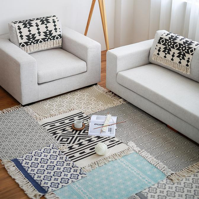 Stylish Rugs and Floor Mats That Show Off Your Attitude, Sophistication, and Flare