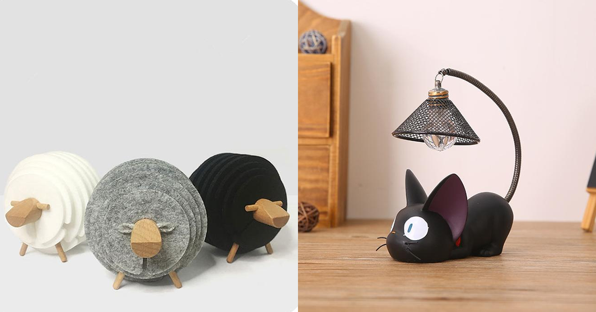 Home Decor That Is As Useful As It Is Adorable