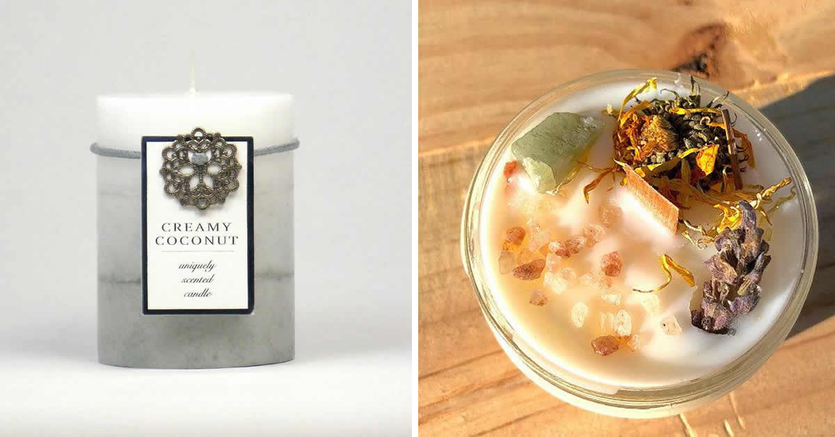 20 Gorgeous Candles That Smell As Good As They Look