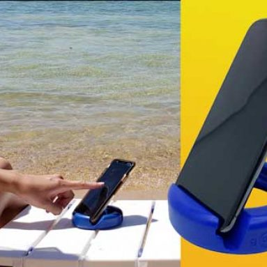 The World's Most Portable and Universal Stand for Phones and Tablets