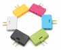 3 in 1 Foldable Extension Plug Adapter