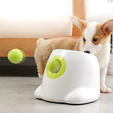 Automatic Ball Launcher for Dogs