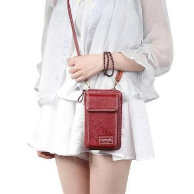 Essential Mobile Phone Clutch Bag