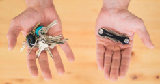Clever Gadget Transforms Your Bulky Keychain Into A Handy Tool