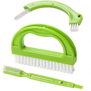 Grout Cleaning Brush Kit