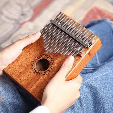 Let The Music Flow With The Kalimba Thumb Piano