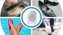 """This New """"Futuristic Insole"""" Offers Long-Lasting Foot Pain Relief (And Podiatrists Aren't Happy About It)"""